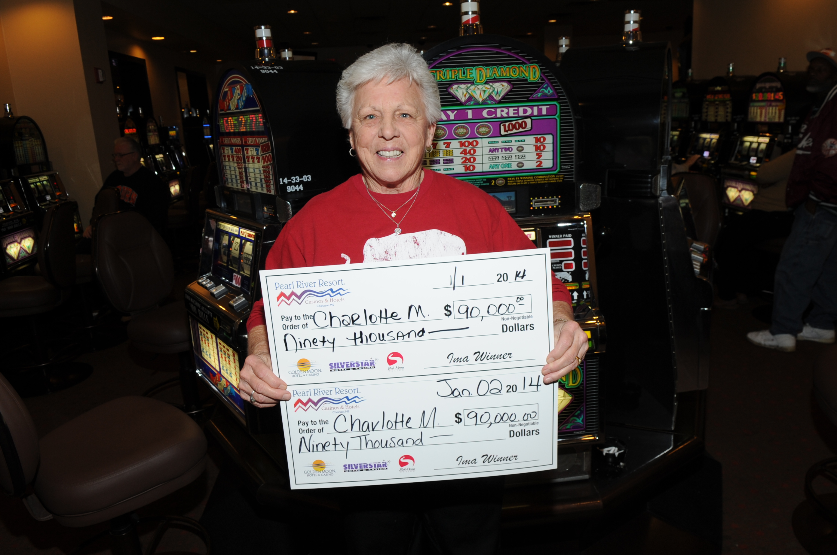 Luckiest New Year Ever Alabama Native Wins Two 90 000