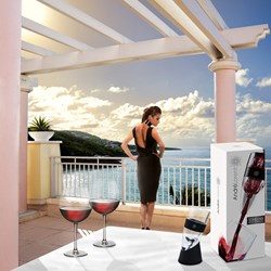 VinLuxe Wine Aerator - Best Wine Aerator