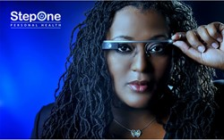 Cheryl Lawson, Digital specialist in Google Glass