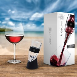 VinLuxe Wine Aerator - Most Effective Wine Aerator