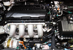 nissan frontier engine