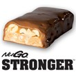 New NuGo Stronger: First Non-GMO High Protein Bar with rBGH-Free Whey Protein for Serious Athletes