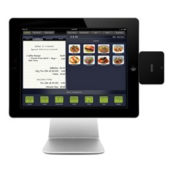 Lavu iPad POS chip and PIN iZettle