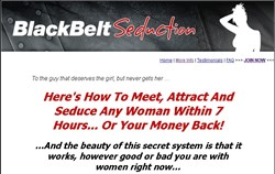 black belt seduction review
