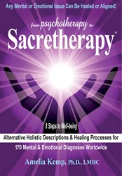 Front Cover of Book: From Psychotherapy to Sacretherapy...
