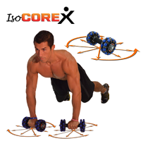IsoCoreX, IsoSHRED Fitness