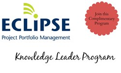 Join the Eclipse PPM Knowledge Leader Program to enhance your PPM knowledge