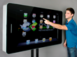 padzilla, giant ipad, interactive display, large touch screen, huge ipad