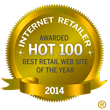 "Internet Retailer chose UrbanGirl Office Supply as a ""Hot 100"" online retailer"