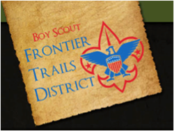 Boy Scouts, of America, Frontier Trails, District
