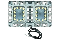 Multi-Voltage Capable High Bay LED Light Fixture