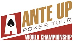 Ante Up World Championship logo