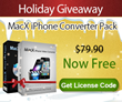 MacXDVD Unveils 2014 New Year Giveaway of MacX iPhone iPad DVD Video...