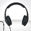 vLeve headphones accept accessory designer skins, to make that fashion statement