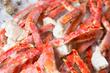 JUMBO Alaskan Kodiak Red King Crab Legs.Photo by Ilya Photography.