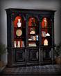 AFD I-JM/HWC002/BK St James Library Bookcase-BK