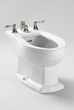 Toto BT784B Vertical Spray Bidet