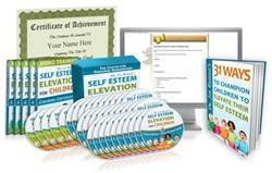 self-esteem elevation for children coaching certification review