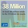 New CDC Vital Signs: Alcohol Screening and Counseling