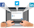 Spark Hire's Social Media Integration Feature