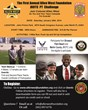 The Allen West Foundation First Annual JROTC PT Challenge