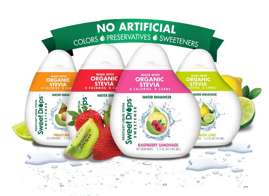 Sweetleaf 174 Sweet Drops Water Enhancers To Debut In 2014