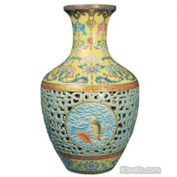 kovel, antiques, collectibles, komments, chinese vase