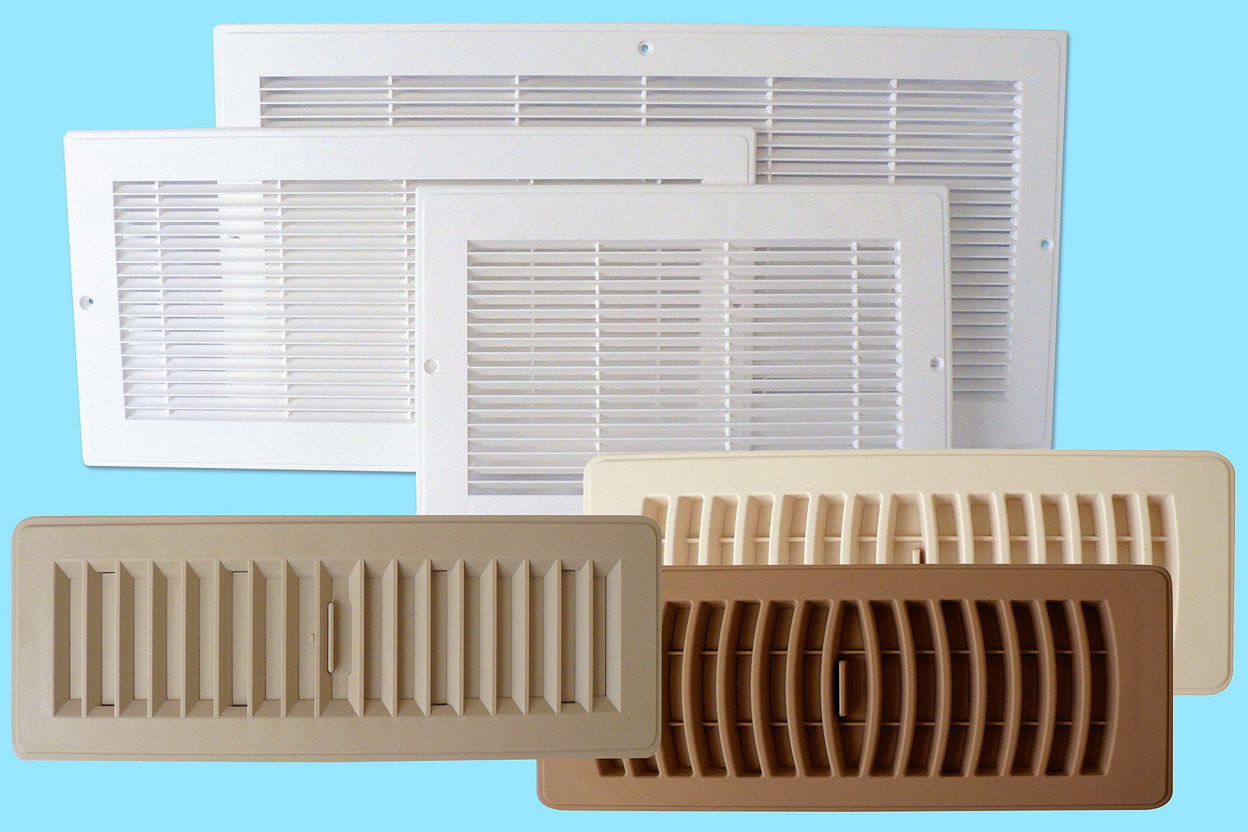 #059BC6 Outwater Introduces Its Series Of Heat Registers And  Most Effective 3265 Grilles And Registers pictures with 1800x1200 px on helpvideos.info - Air Conditioners, Air Coolers and more
