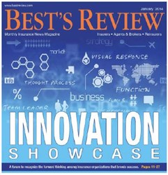 Best Review Magazine Issue on National Brokerage Life Insurance Review