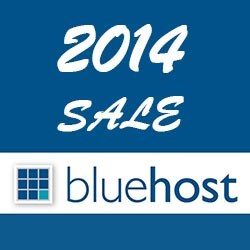 2014 BlueHost Promotion, Sale & Discount