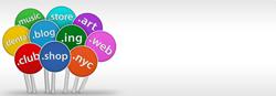 Canadian New gTLD Domain Name Registration and Website Hosting