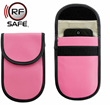 Pink Cell Phone Radiation Shields for Breast Cancer Awareness Month...