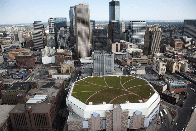 Green Roofs For Healthy Cities And The Minnesota Green