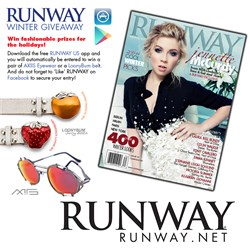 Runway - iCarly's Jennette Mccurdy Sweepstakes