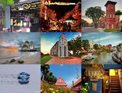 Free Things To Do in Malacca