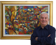 Original Paintings by Artist Vartan Tashdjian Featured in Euronews le...