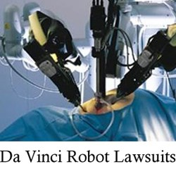If you or a loved one have experienced Da Vinci robotic surgery complications contact Wright & Schulte LLC, for a free case reivew at 1-800-399-0795 or visit www.yourlegalhelp.com