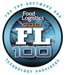c3 solutions dock scheduling and yard management solutions recognized as food logistics top 100. Black Bedroom Furniture Sets. Home Design Ideas