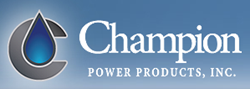 Champion Power Products, Distributor, and Manufacturer, of Specialty Pumps, for the Petroleum Industry