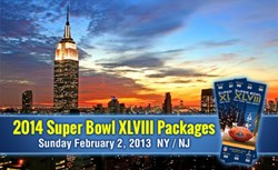 super bowl packages