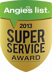 Renewal by Andersen of VA & DC Earns Angie's List Super Services Award
