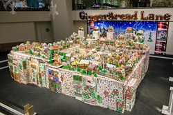 161 Gingerbread Houses and More to Be Given Away at New York Hall of Science, January 12