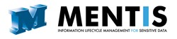 MENTIS sensitive data lifecycle solutions