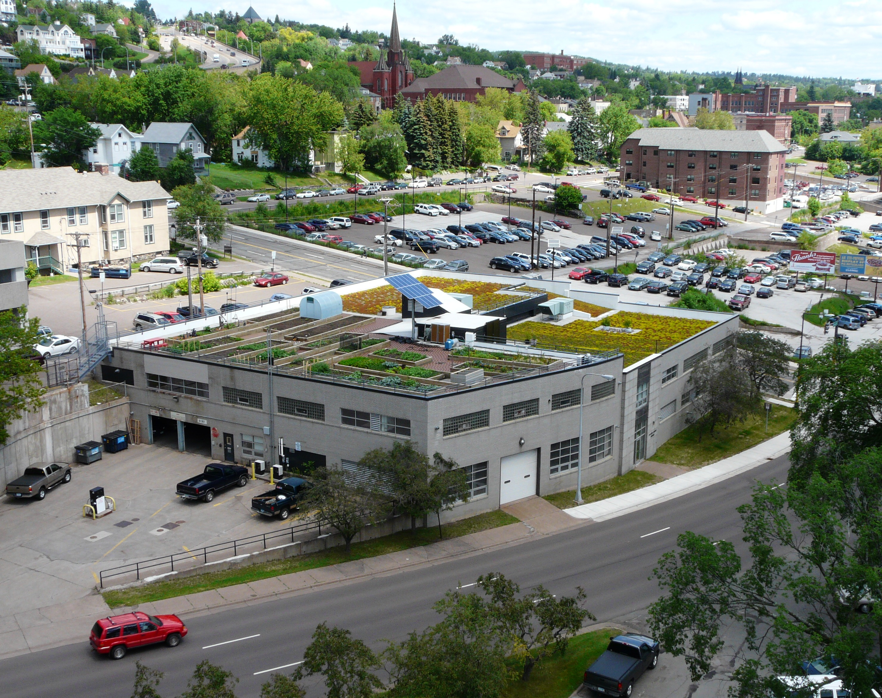 Minnesota Green Roofs Council Elects John Hink To Its