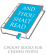 And Thou Shalt Read Logo