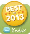 FrontPoint Security is a winner of Kudzu's Best of 2013 Award