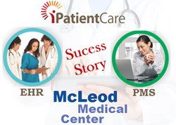 Success Story of McLeod Medical Center - iPatientCare