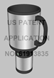 Battery-Powered, Self-Heating Travel Mug Invention