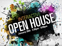 Centre for Arts and Technology Kelowna Open House