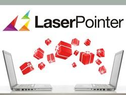 Laser Pointer medical dental education presentation design firm powerpoint keynote